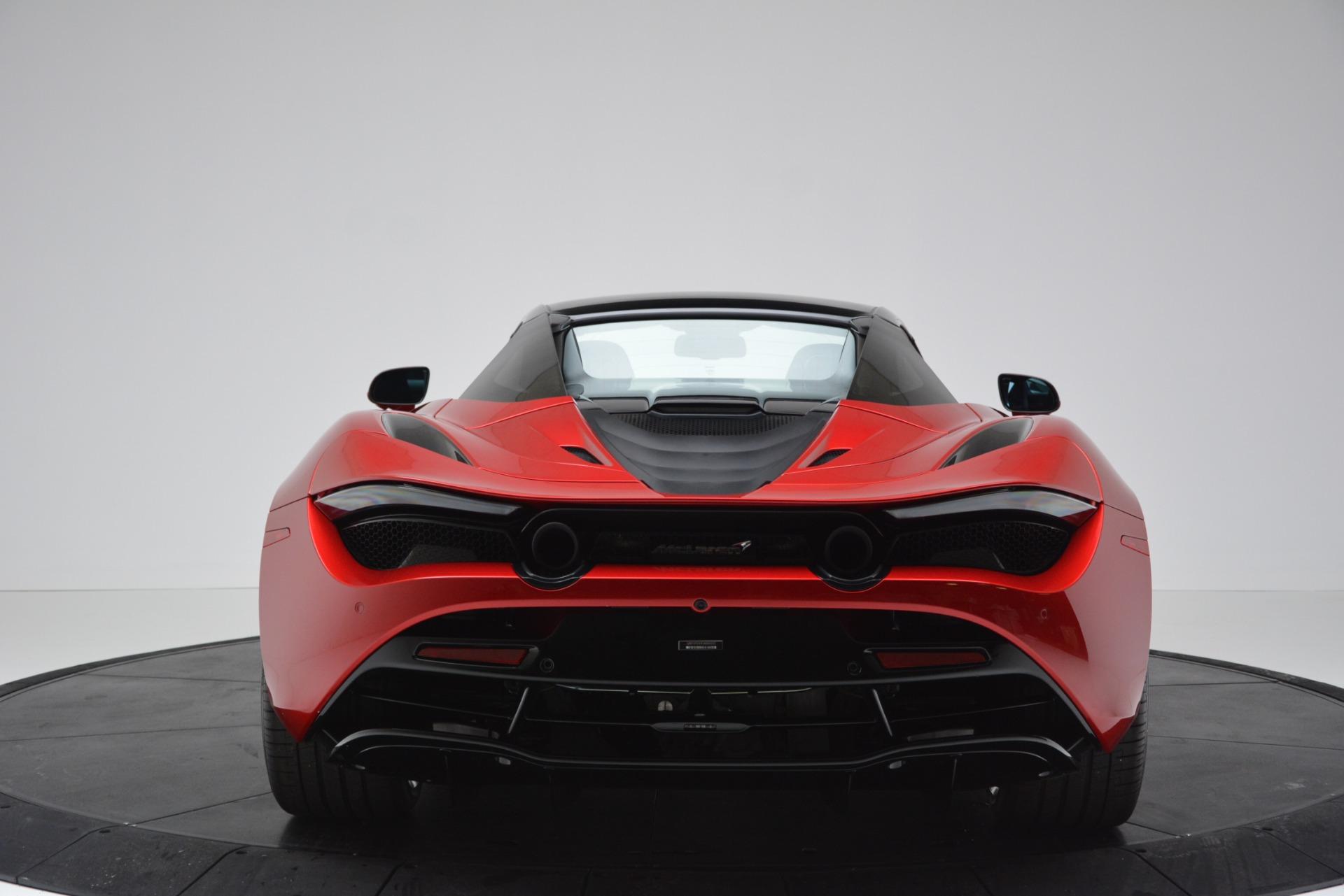 New 2020 McLaren 720S Convertible For Sale In Greenwich, CT. Alfa Romeo of Greenwich, MC442 3320_p8