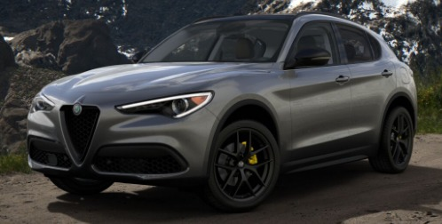 New 2019 Alfa Romeo Stelvio Ti Q4 For Sale In Greenwich, CT. Alfa Romeo of Greenwich, L653 3325_main