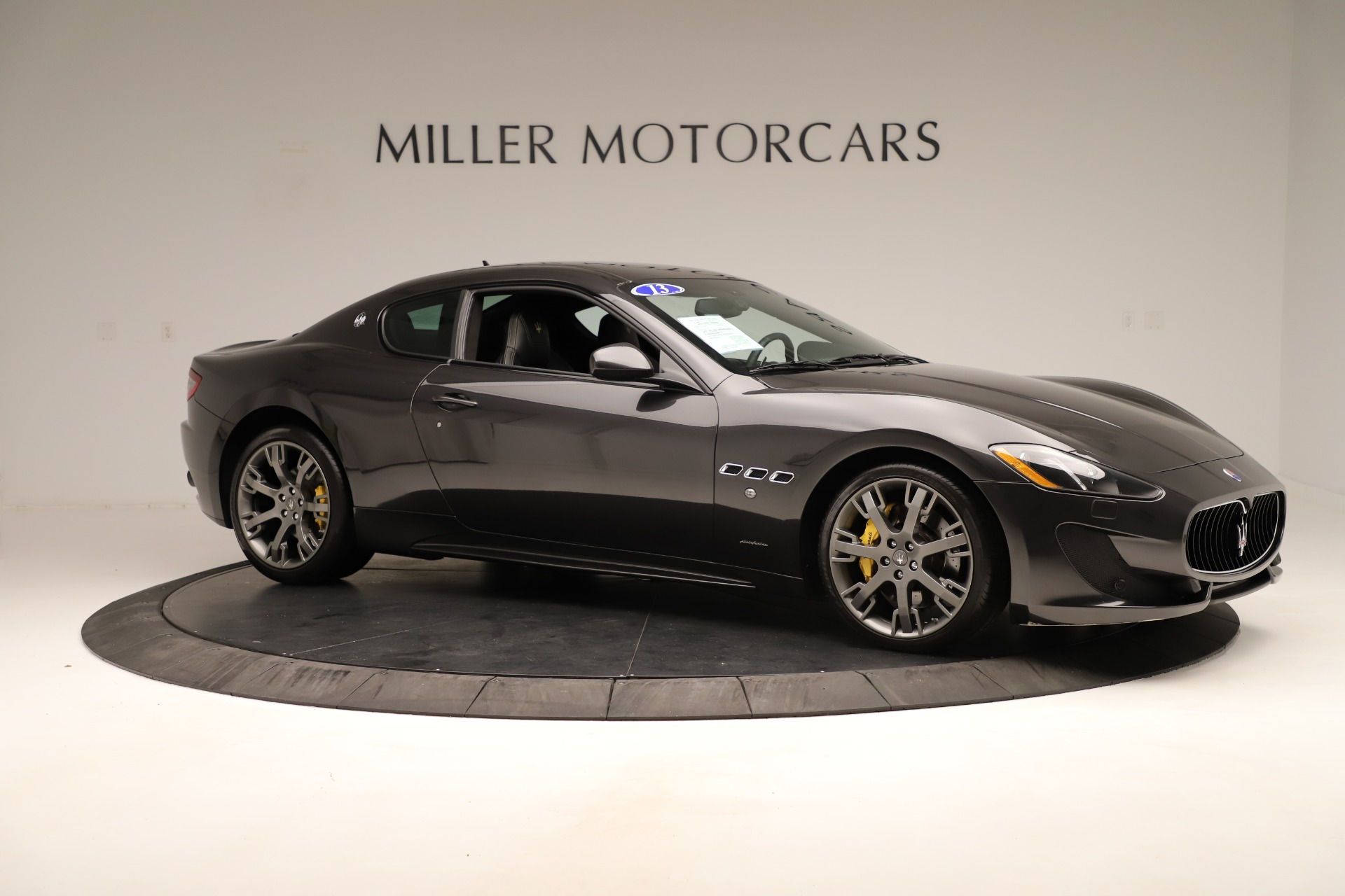 Used 2013 Maserati GranTurismo Sport For Sale In Greenwich, CT. Alfa Romeo of Greenwich, 7598 3327_p10