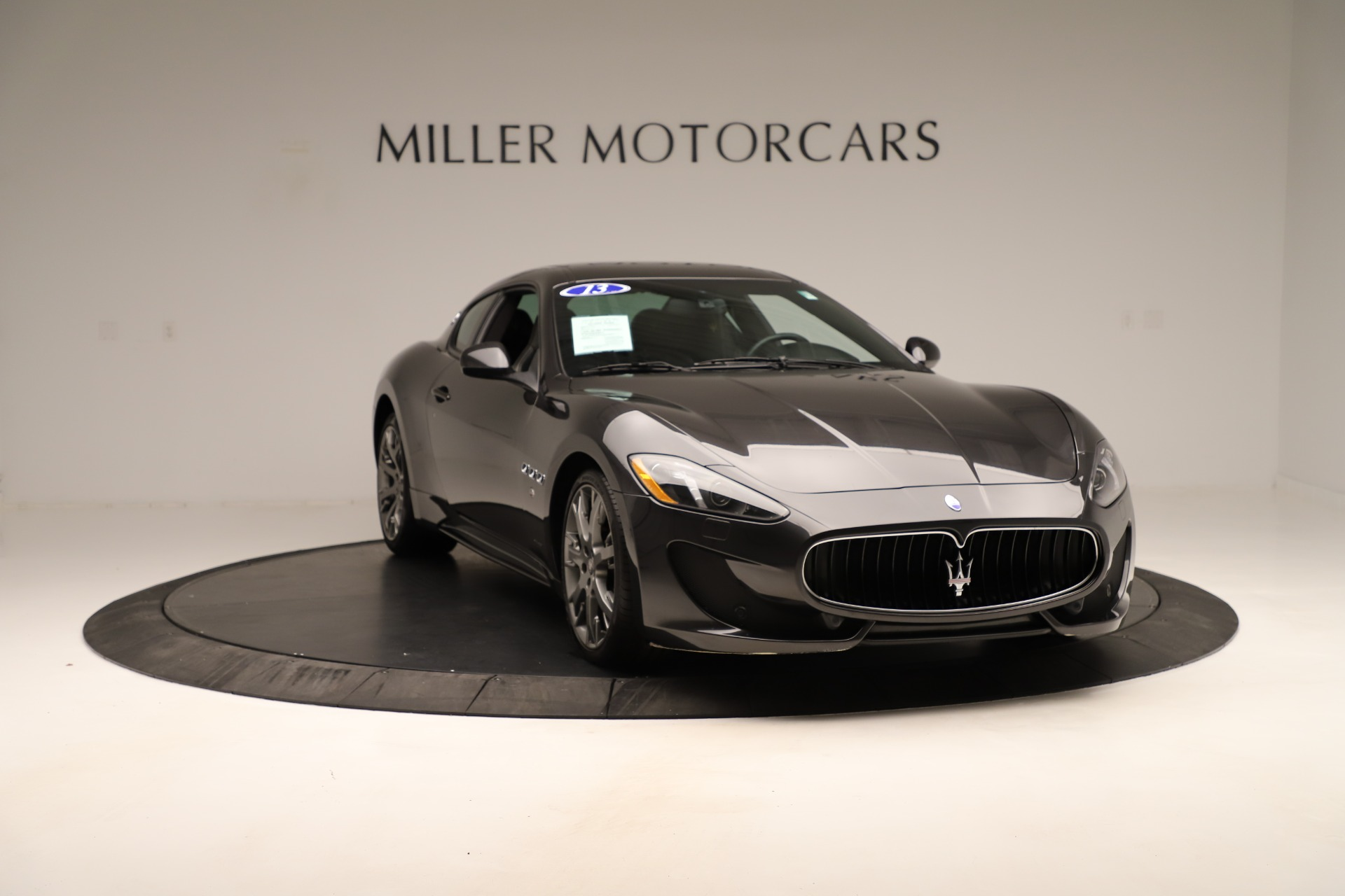 Used 2013 Maserati GranTurismo Sport For Sale In Greenwich, CT. Alfa Romeo of Greenwich, 7598 3327_p11