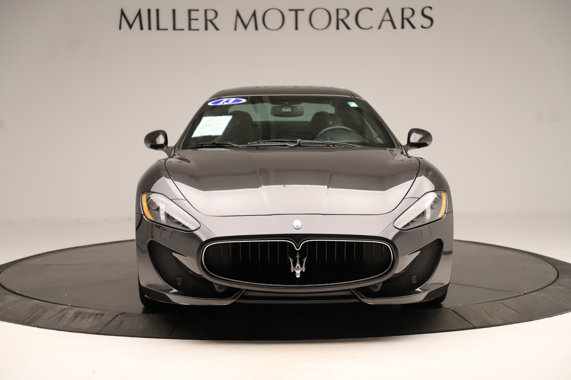 Used 2013 Maserati GranTurismo Sport For Sale In Greenwich, CT. Alfa Romeo of Greenwich, 7598 3327_p12