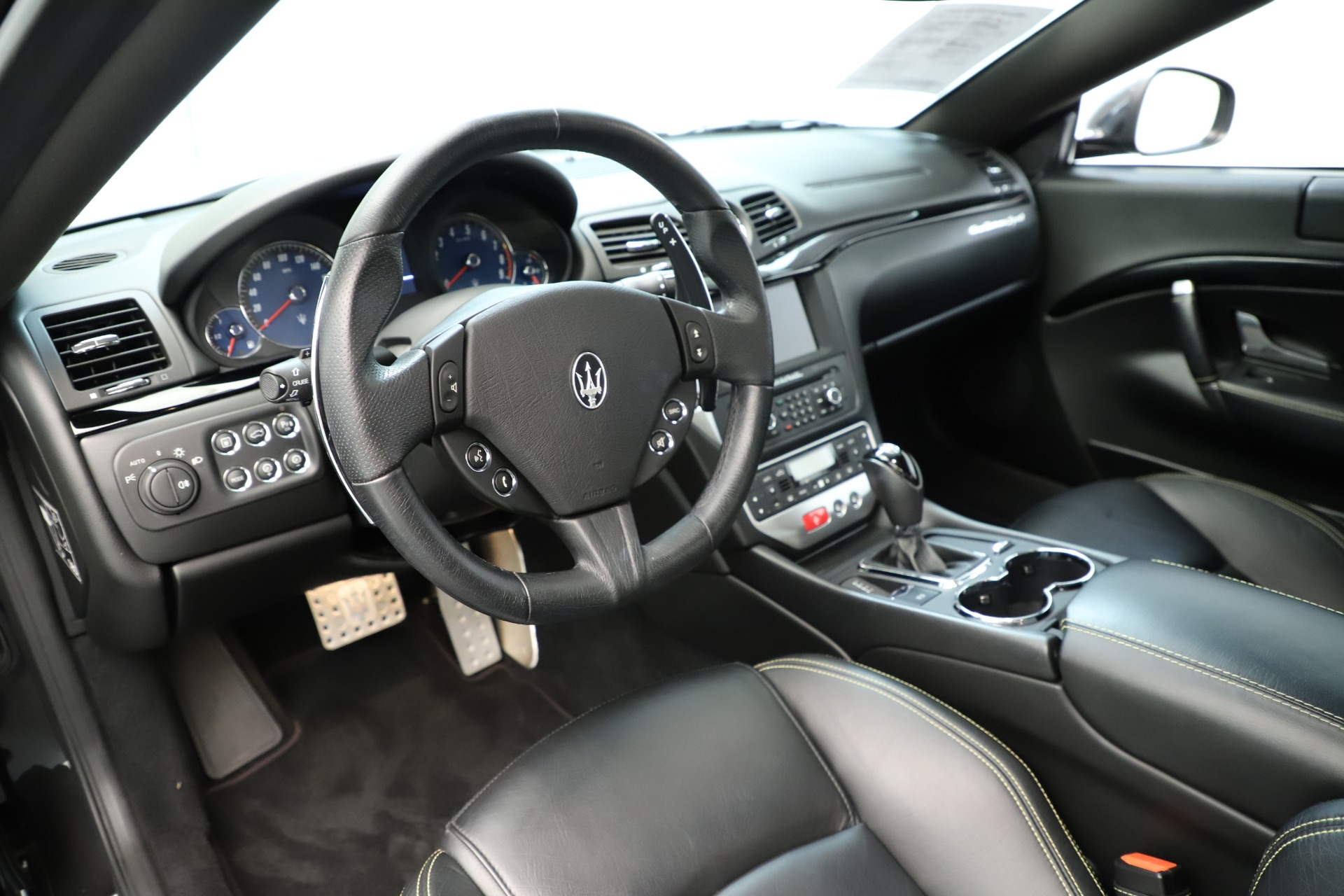 Used 2013 Maserati GranTurismo Sport For Sale In Greenwich, CT. Alfa Romeo of Greenwich, 7598 3327_p13