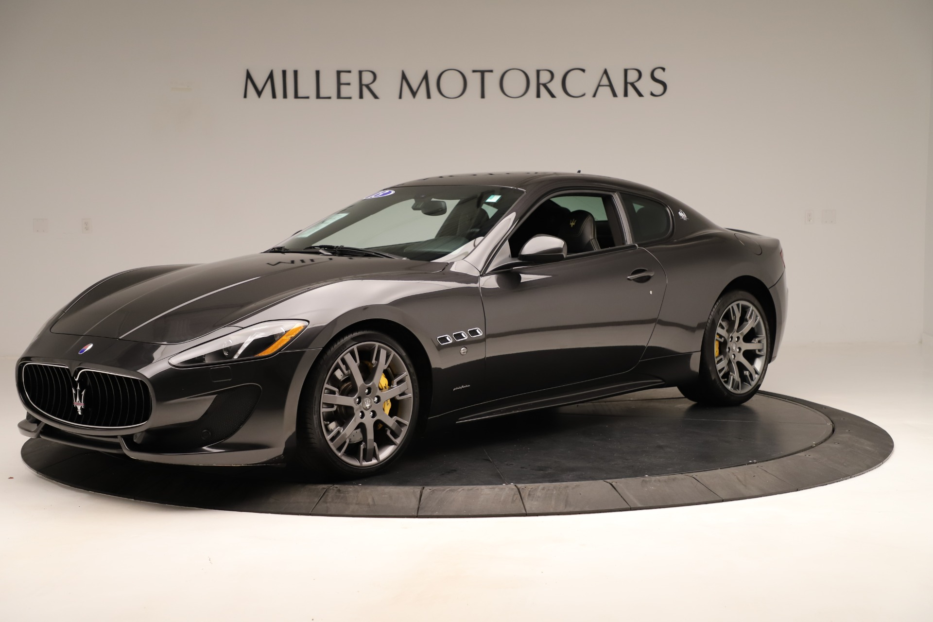 Used 2013 Maserati GranTurismo Sport For Sale In Greenwich, CT. Alfa Romeo of Greenwich, 7598 3327_p2