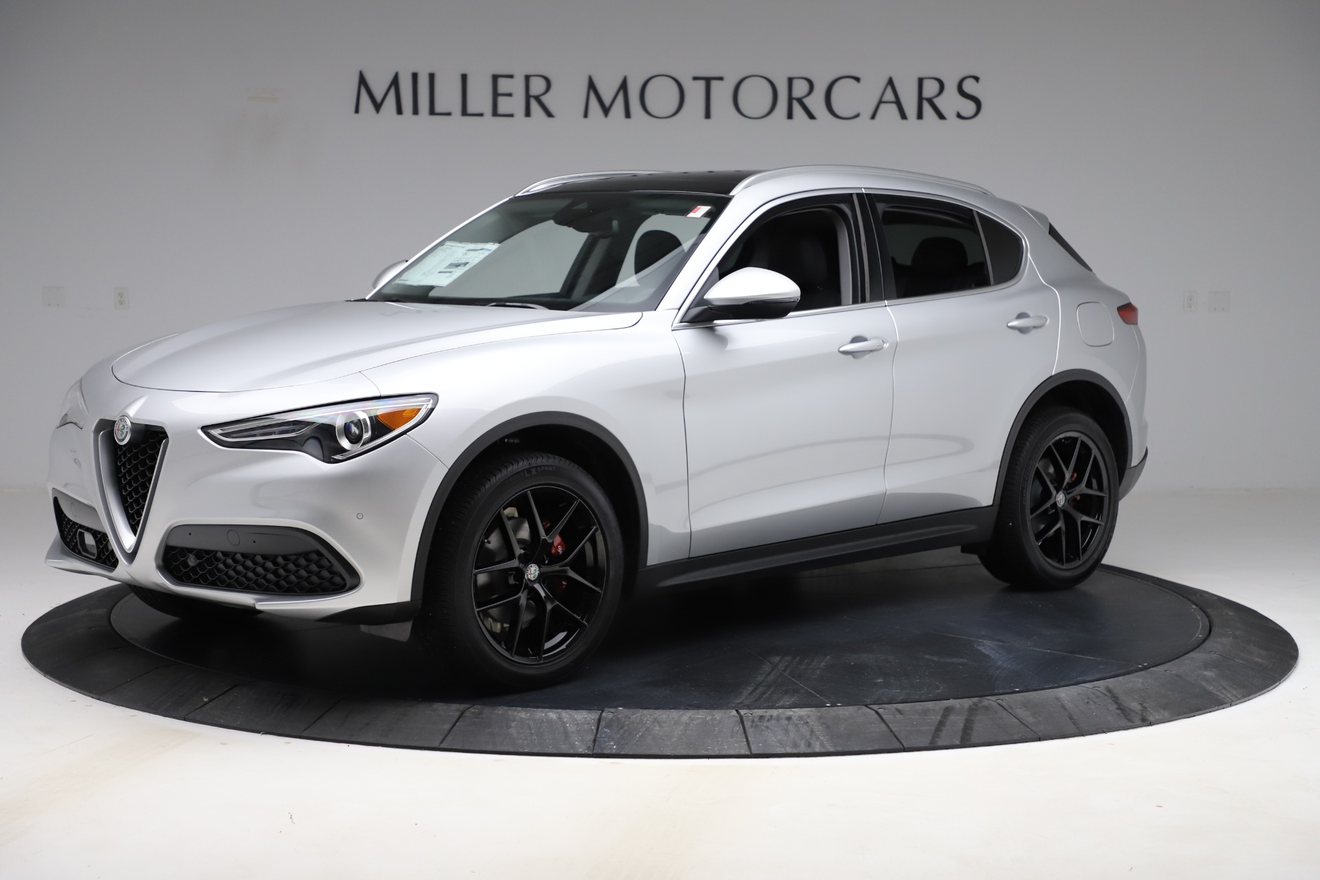 New 2019 Alfa Romeo Stelvio Ti Q4 For Sale In Greenwich, CT. Alfa Romeo of Greenwich, LW350 3328_p2