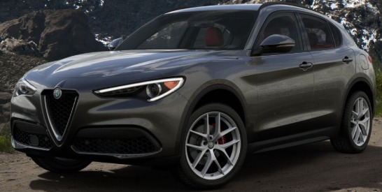 New 2019 Alfa Romeo Stelvio Ti Q4 For Sale In Greenwich, CT. Alfa Romeo of Greenwich, LW351 3329_main