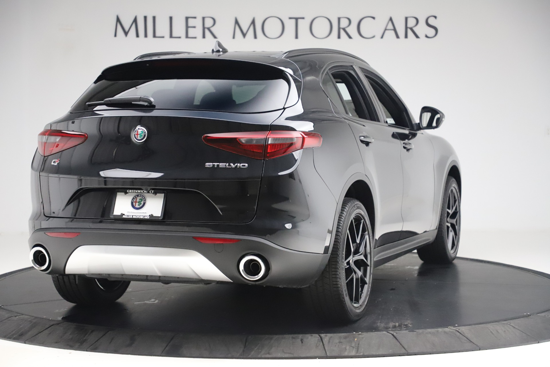 New 2019 Alfa Romeo Stelvio Ti Q4 For Sale In Greenwich, CT. Alfa Romeo of Greenwich, LW352 3330_p7