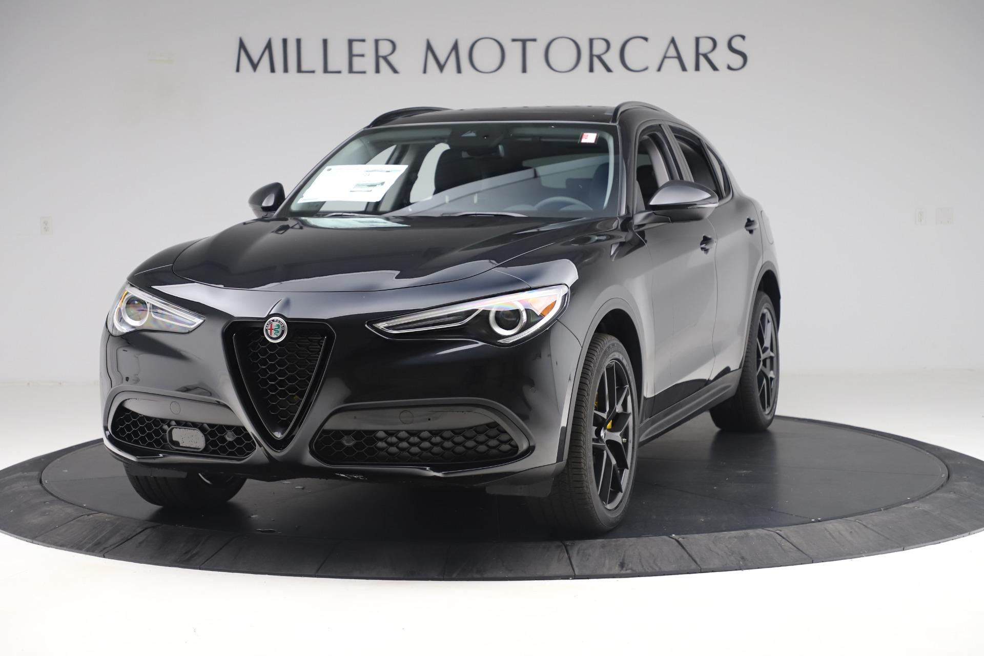 New 2019 Alfa Romeo Stelvio Ti Q4 For Sale In Greenwich, CT. Alfa Romeo of Greenwich, LW353 3331_main