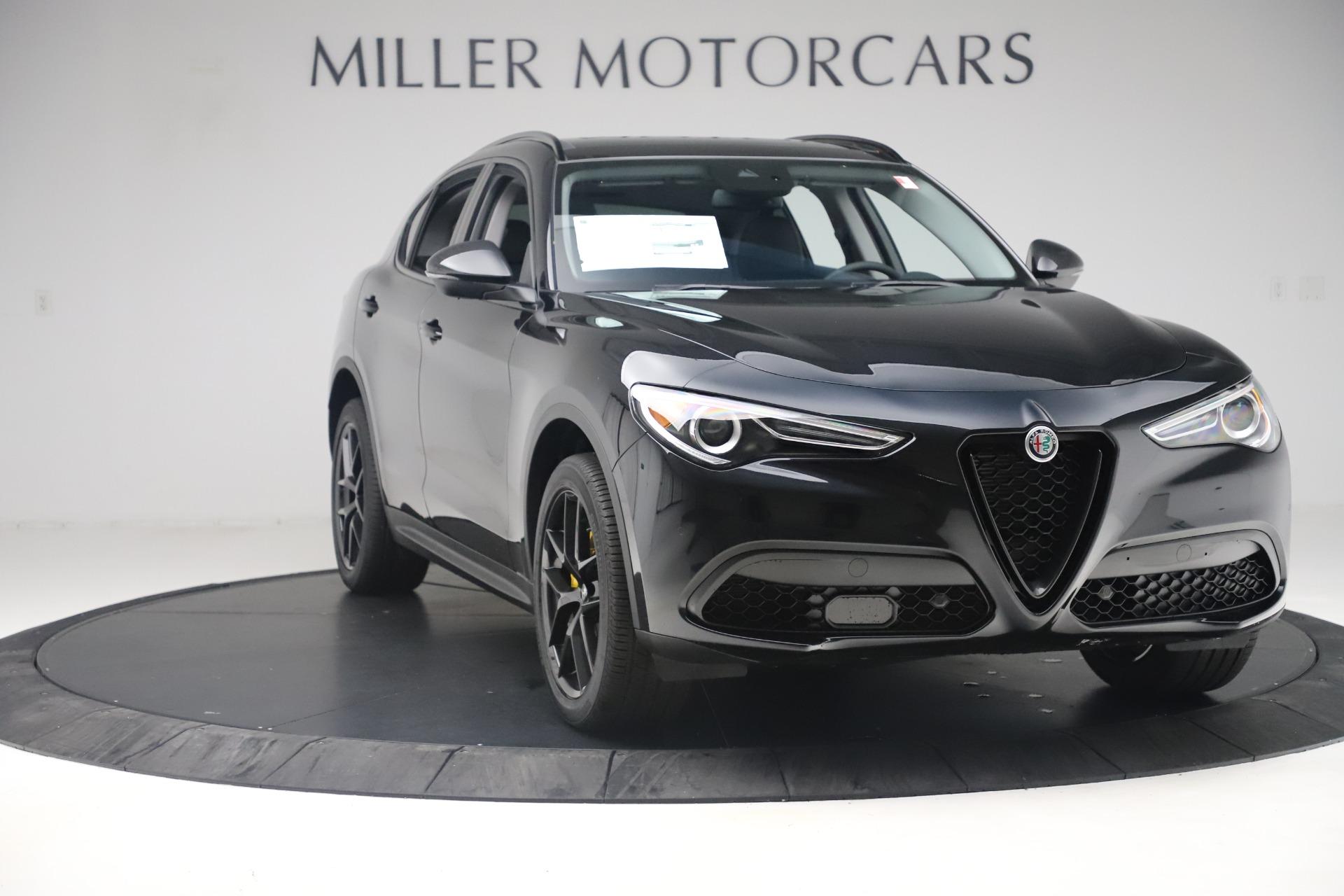 New 2019 Alfa Romeo Stelvio Ti Q4 For Sale In Greenwich, CT. Alfa Romeo of Greenwich, LW353 3331_p11