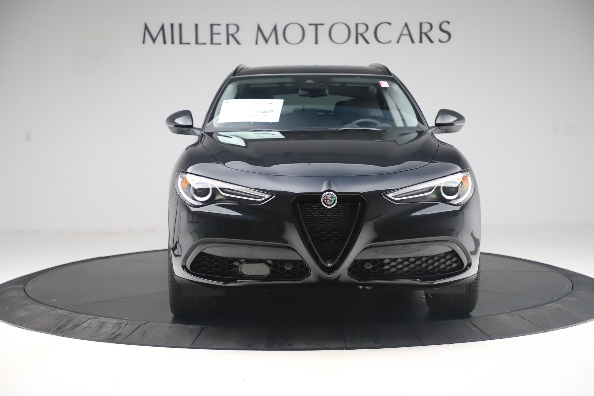 New 2019 Alfa Romeo Stelvio Ti Q4 For Sale In Greenwich, CT. Alfa Romeo of Greenwich, LW353 3331_p12