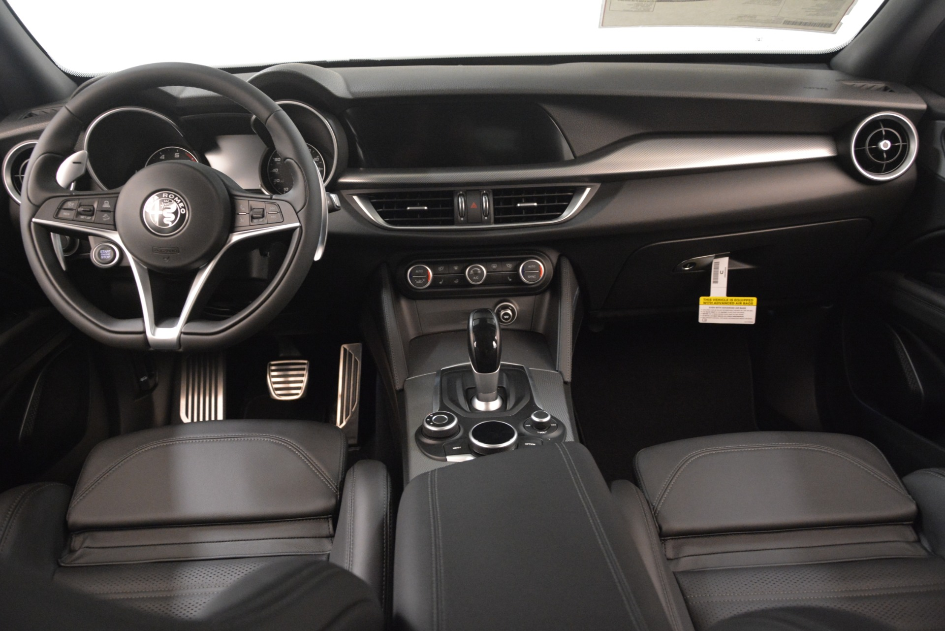 New 2019 Alfa Romeo Stelvio Ti Q4 For Sale In Greenwich, CT. Alfa Romeo of Greenwich, LW353 3331_p16