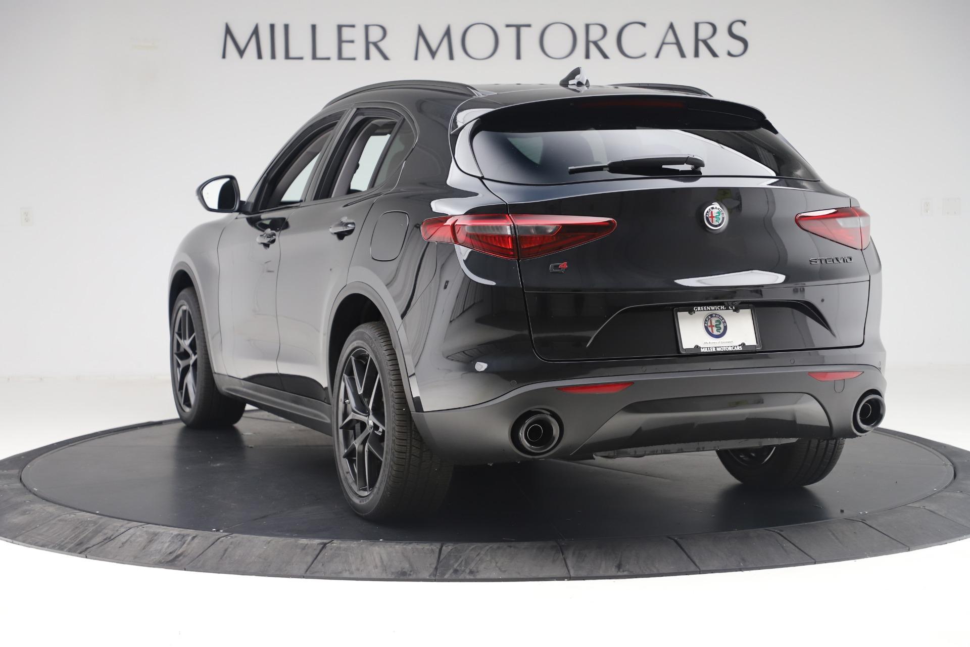 New 2019 Alfa Romeo Stelvio Ti Q4 For Sale In Greenwich, CT. Alfa Romeo of Greenwich, LW353 3331_p5