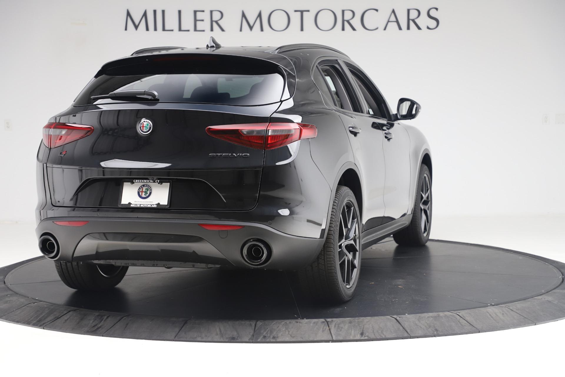 New 2019 Alfa Romeo Stelvio Ti Q4 For Sale In Greenwich, CT. Alfa Romeo of Greenwich, LW353 3331_p7