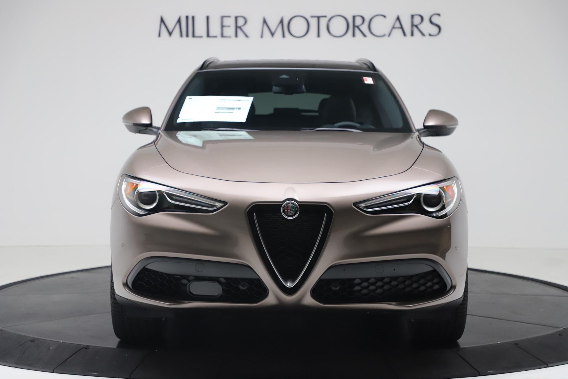 New 2019 Alfa Romeo Stelvio Ti Sport Q4 For Sale In Greenwich, CT. Alfa Romeo of Greenwich, LW359 3337_p12
