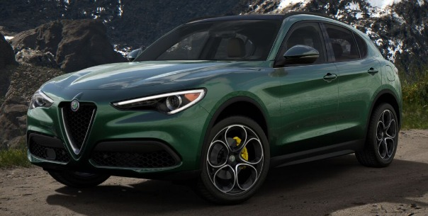 New 2019 Alfa Romeo Stelvio Ti Sport Q4 For Sale In Greenwich, CT. Alfa Romeo of Greenwich, LW360