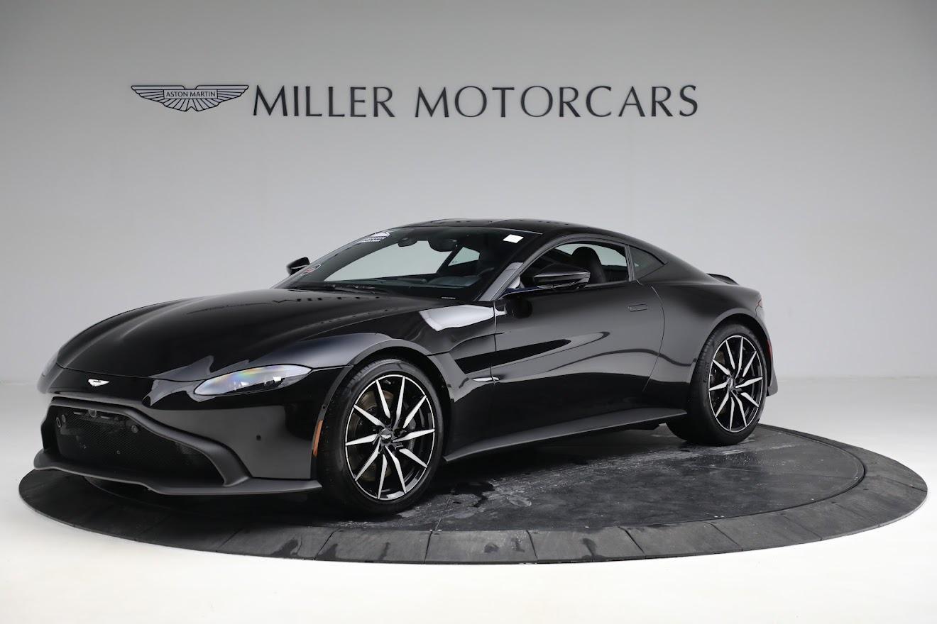 New 2020 Aston Martin Vantage Coupe For Sale In Greenwich, CT. Alfa Romeo of Greenwich, A1388 3340_main