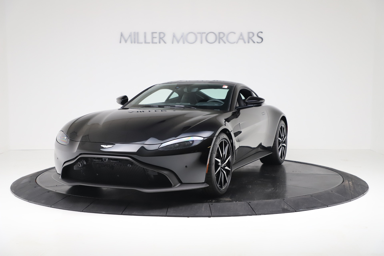 New 2020 Aston Martin Vantage Coupe For Sale In Greenwich, CT. Alfa Romeo of Greenwich, A1388 3340_p2