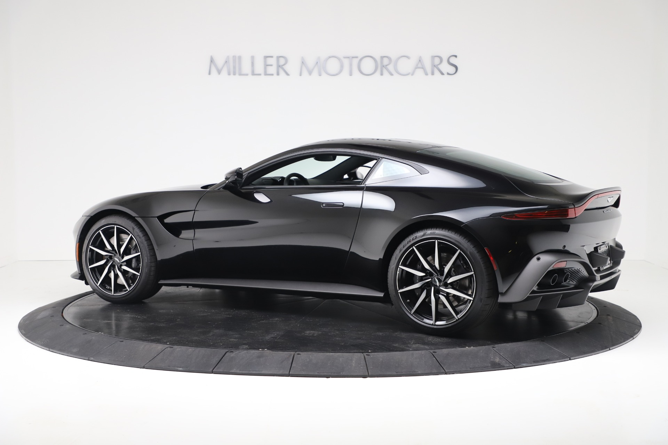 New 2020 Aston Martin Vantage Coupe For Sale In Greenwich, CT. Alfa Romeo of Greenwich, A1388 3340_p4