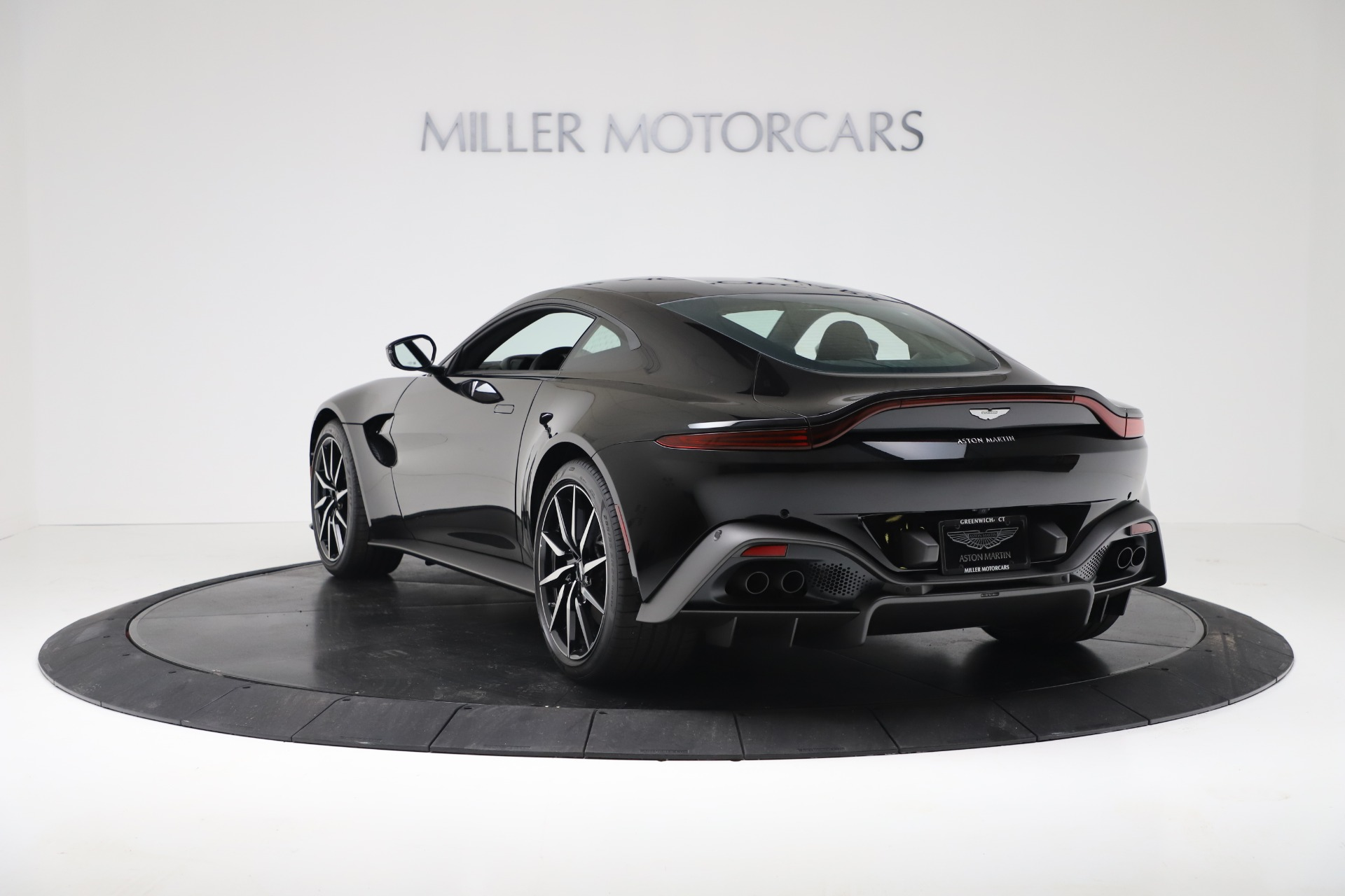 New 2020 Aston Martin Vantage Coupe For Sale In Greenwich, CT. Alfa Romeo of Greenwich, A1388 3340_p5