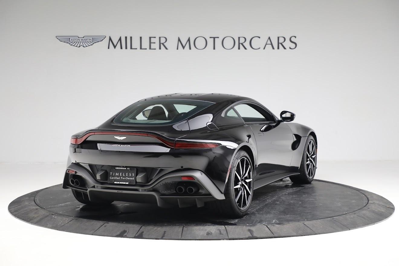 New 2020 Aston Martin Vantage Coupe For Sale In Greenwich, CT. Alfa Romeo of Greenwich, A1388 3340_p6