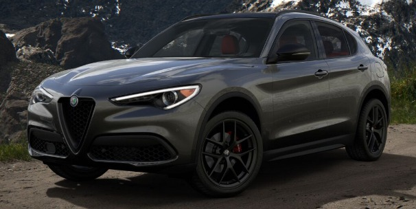 New 2019 Alfa Romeo Stelvio Ti Sport Q4 For Sale In Greenwich, CT. Alfa Romeo of Greenwich, LW363 3341_main