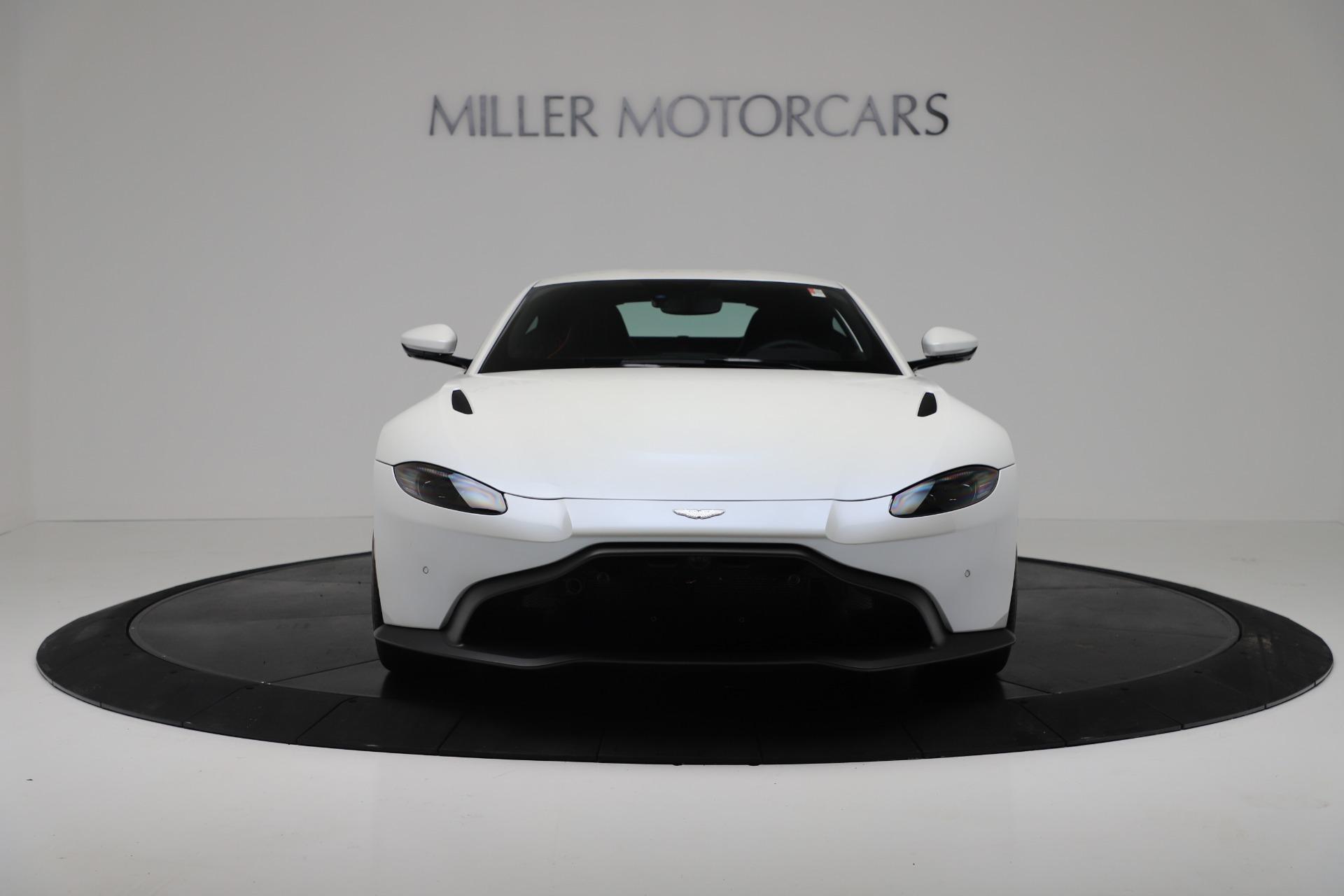 New 2020 Aston Martin Vantage Coupe For Sale In Greenwich, CT. Alfa Romeo of Greenwich, A1389 3342_p11