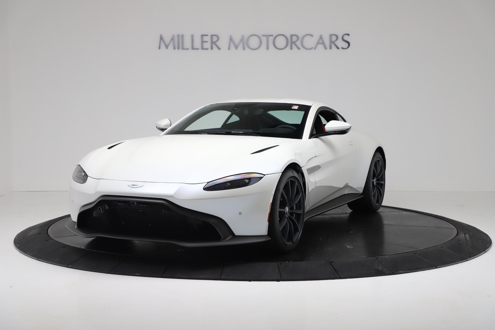 New 2020 Aston Martin Vantage Coupe For Sale In Greenwich, CT. Alfa Romeo of Greenwich, A1389 3342_p12