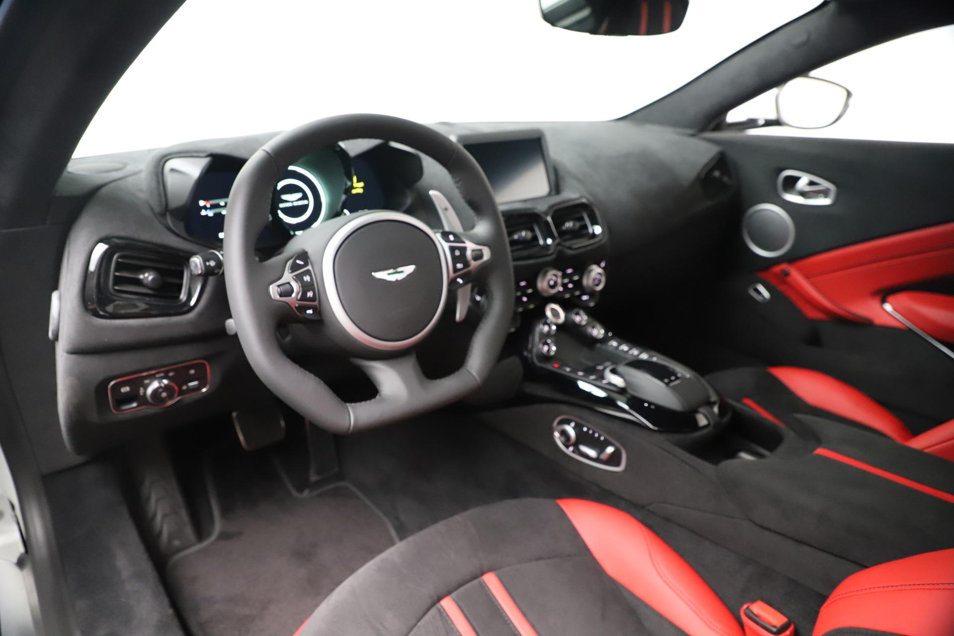 New 2020 Aston Martin Vantage Coupe For Sale In Greenwich, CT. Alfa Romeo of Greenwich, A1389 3342_p13