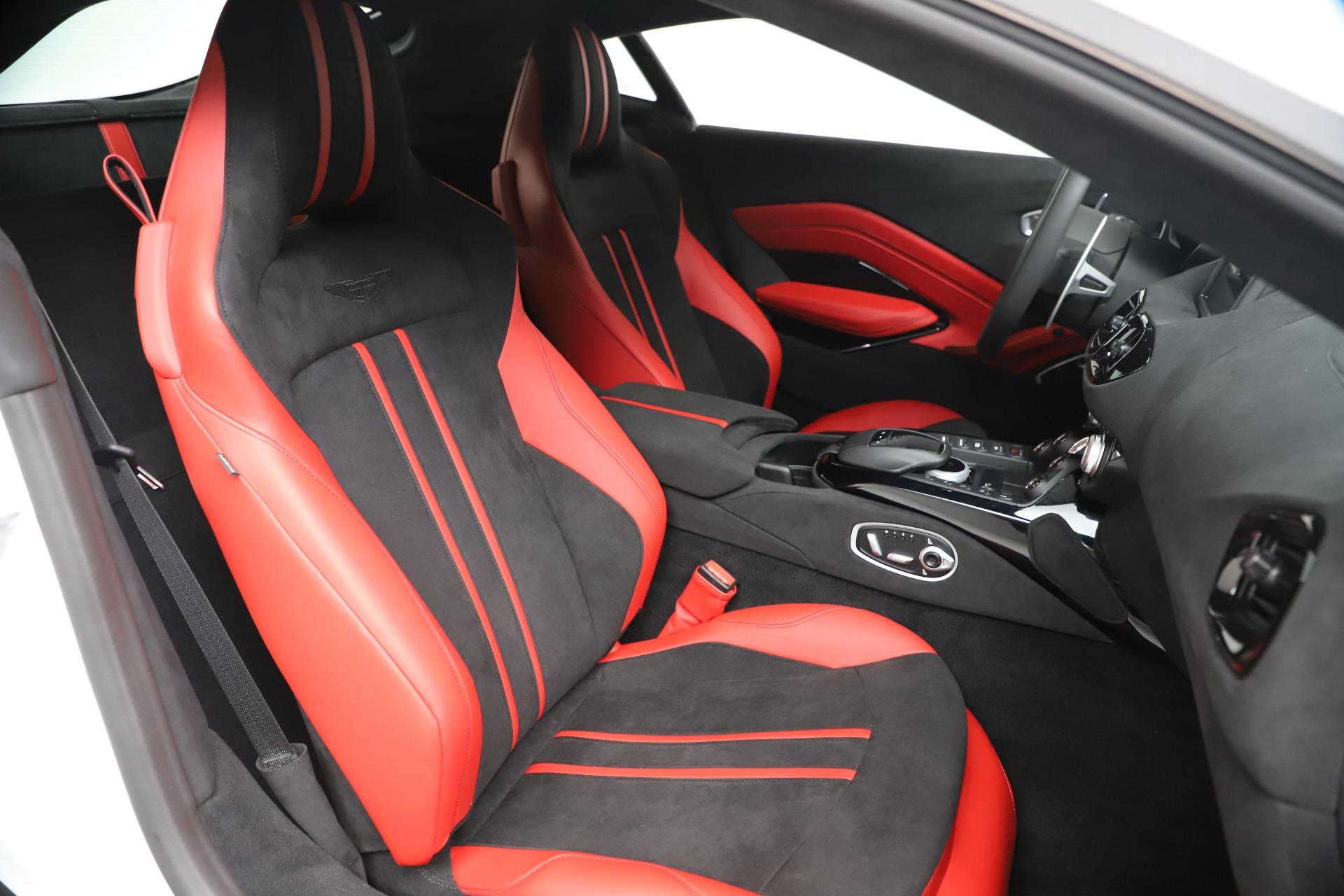 New 2020 Aston Martin Vantage Coupe For Sale In Greenwich, CT. Alfa Romeo of Greenwich, A1389 3342_p19