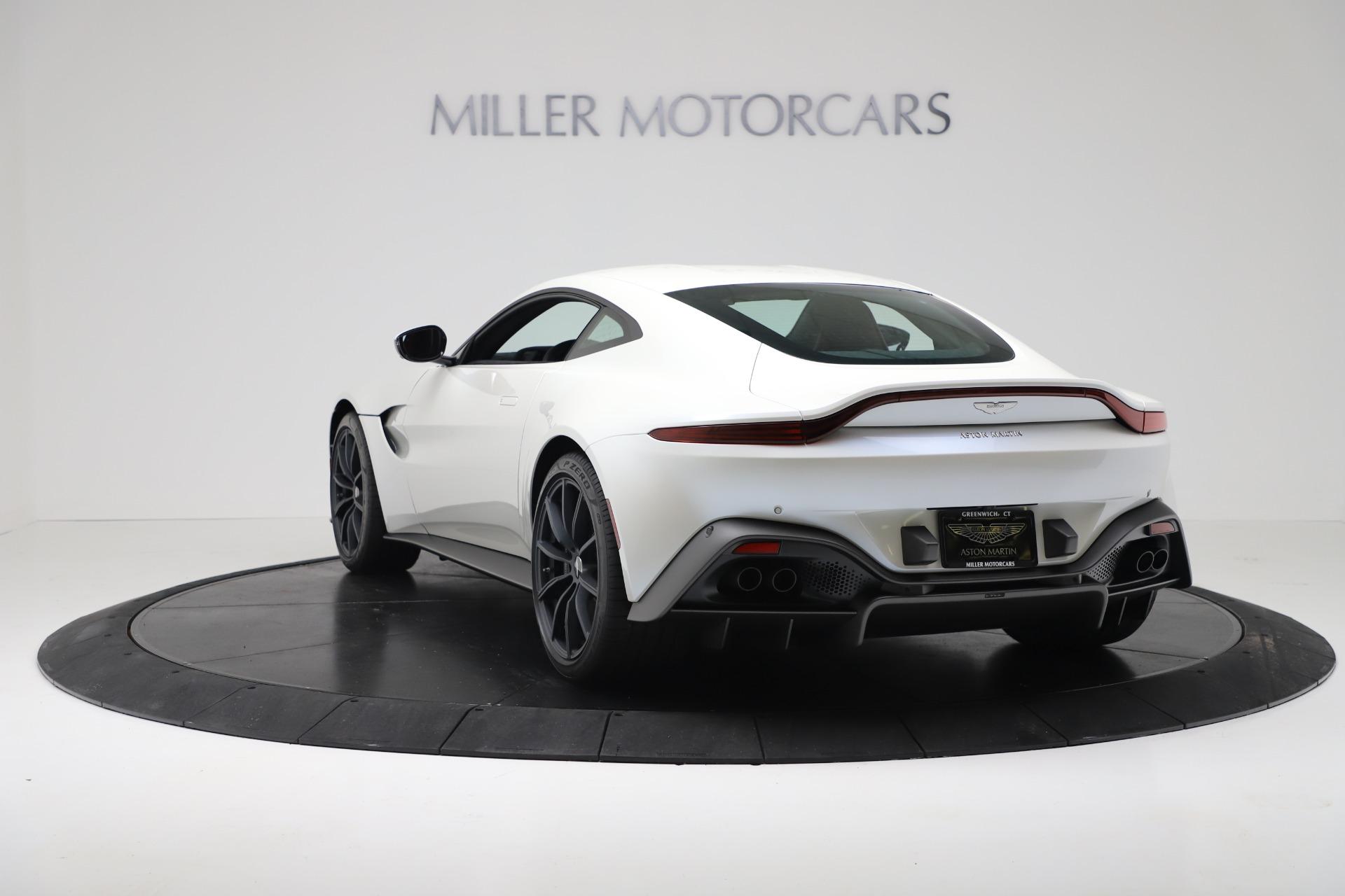 New 2020 Aston Martin Vantage Coupe For Sale In Greenwich, CT. Alfa Romeo of Greenwich, A1389 3342_p4