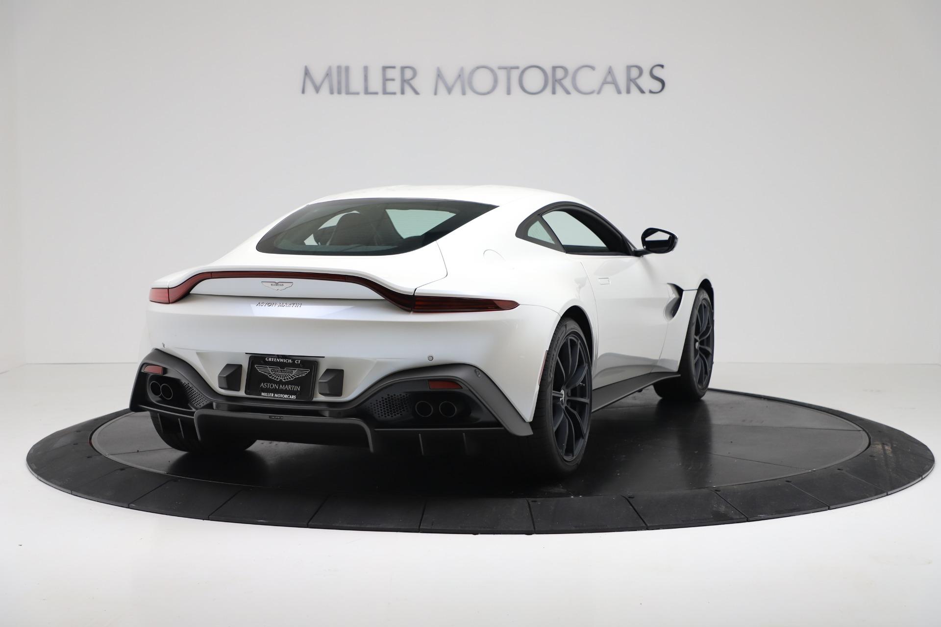New 2020 Aston Martin Vantage Coupe For Sale In Greenwich, CT. Alfa Romeo of Greenwich, A1389 3342_p6