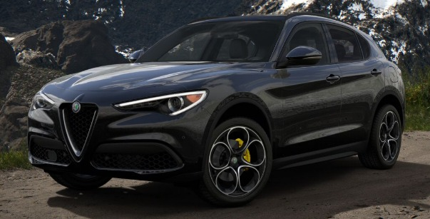 New 2019 Alfa Romeo Stelvio Ti Sport Q4 For Sale In Greenwich, CT. Alfa Romeo of Greenwich, LW364 3345_main