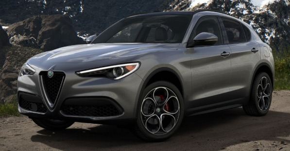New 2019 Alfa Romeo Stelvio Ti Sport Q4 For Sale In Greenwich, CT. Alfa Romeo of Greenwich, LW368 3346_main