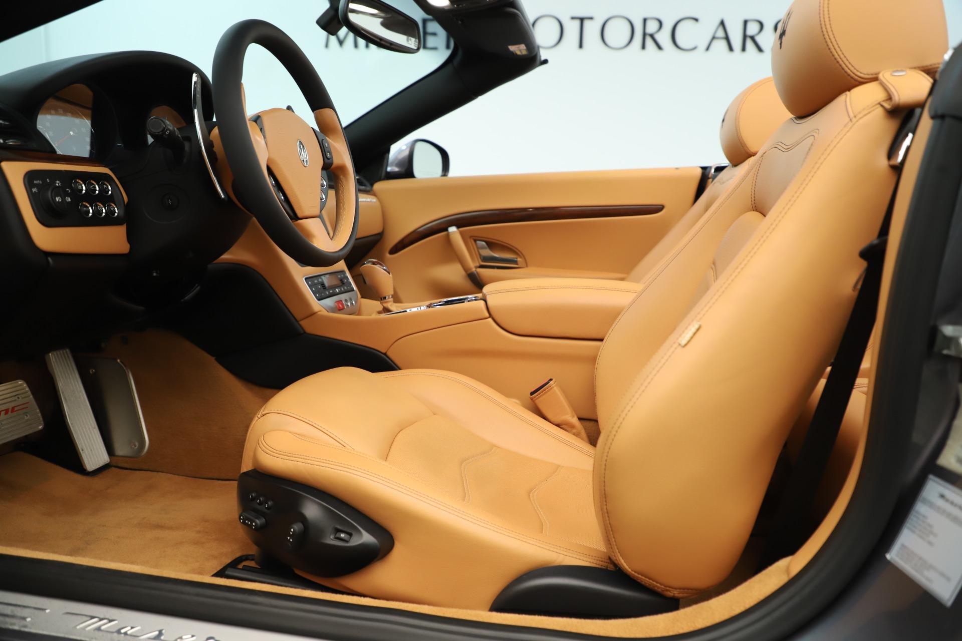 Used 2012 Maserati GranTurismo Sport For Sale In Greenwich, CT. Alfa Romeo of Greenwich, 7532A 3348_p20