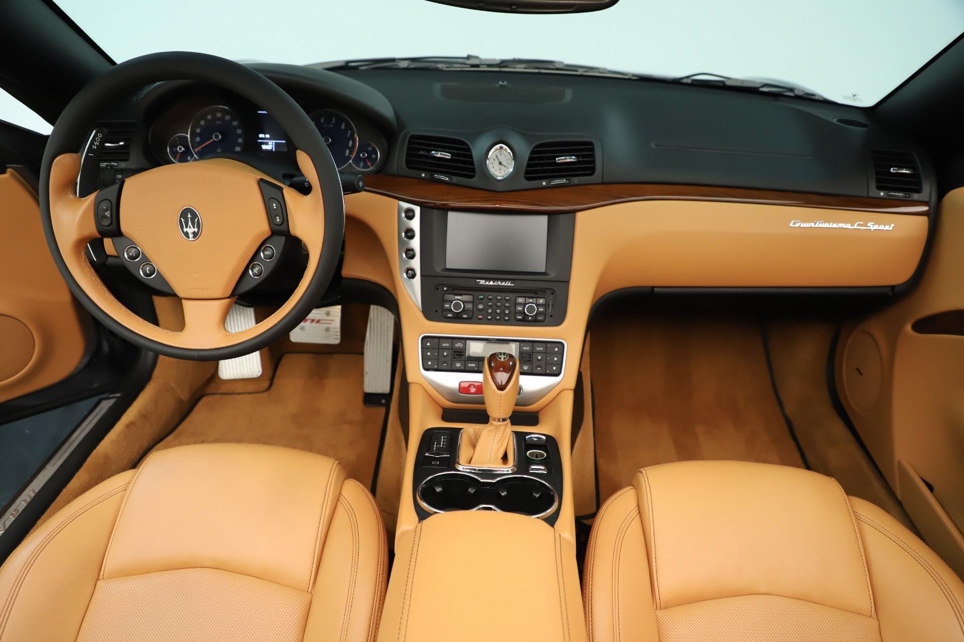 Used 2012 Maserati GranTurismo Sport For Sale In Greenwich, CT. Alfa Romeo of Greenwich, 7532A 3348_p22