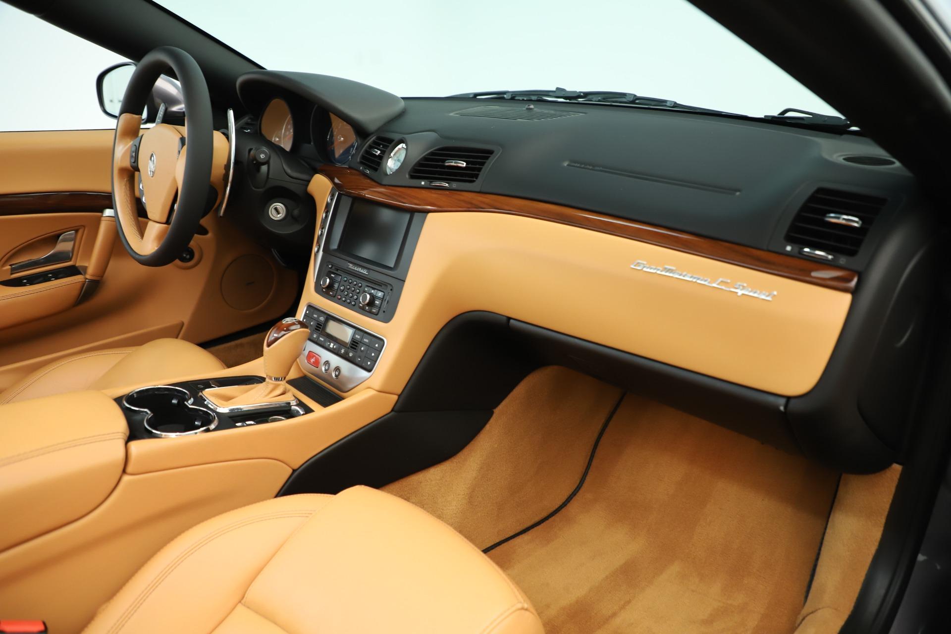 Used 2012 Maserati GranTurismo Sport For Sale In Greenwich, CT. Alfa Romeo of Greenwich, 7532A 3348_p26