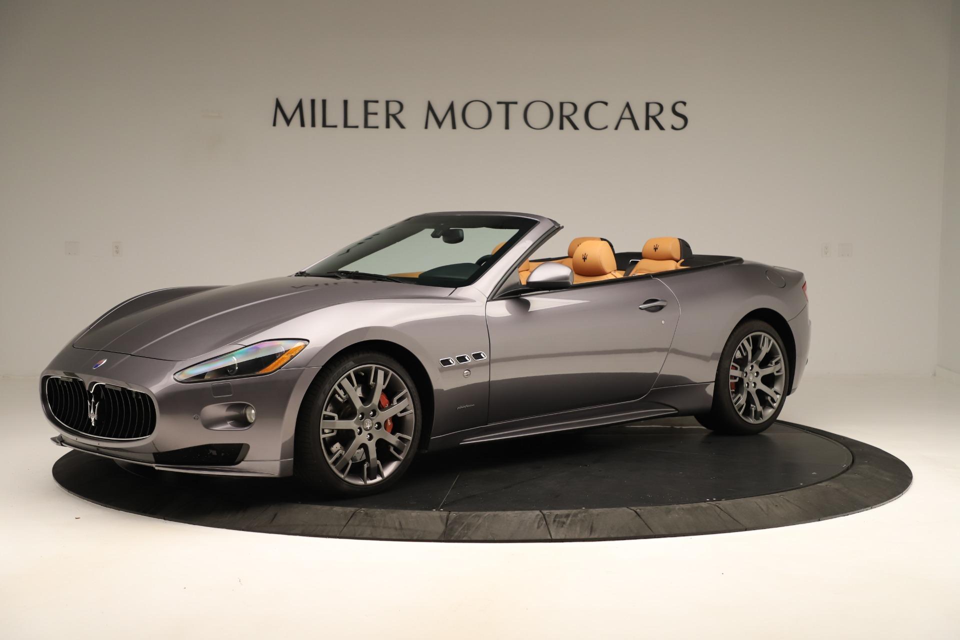 Used 2012 Maserati GranTurismo Sport For Sale In Greenwich, CT. Alfa Romeo of Greenwich, 7532A 3348_p2