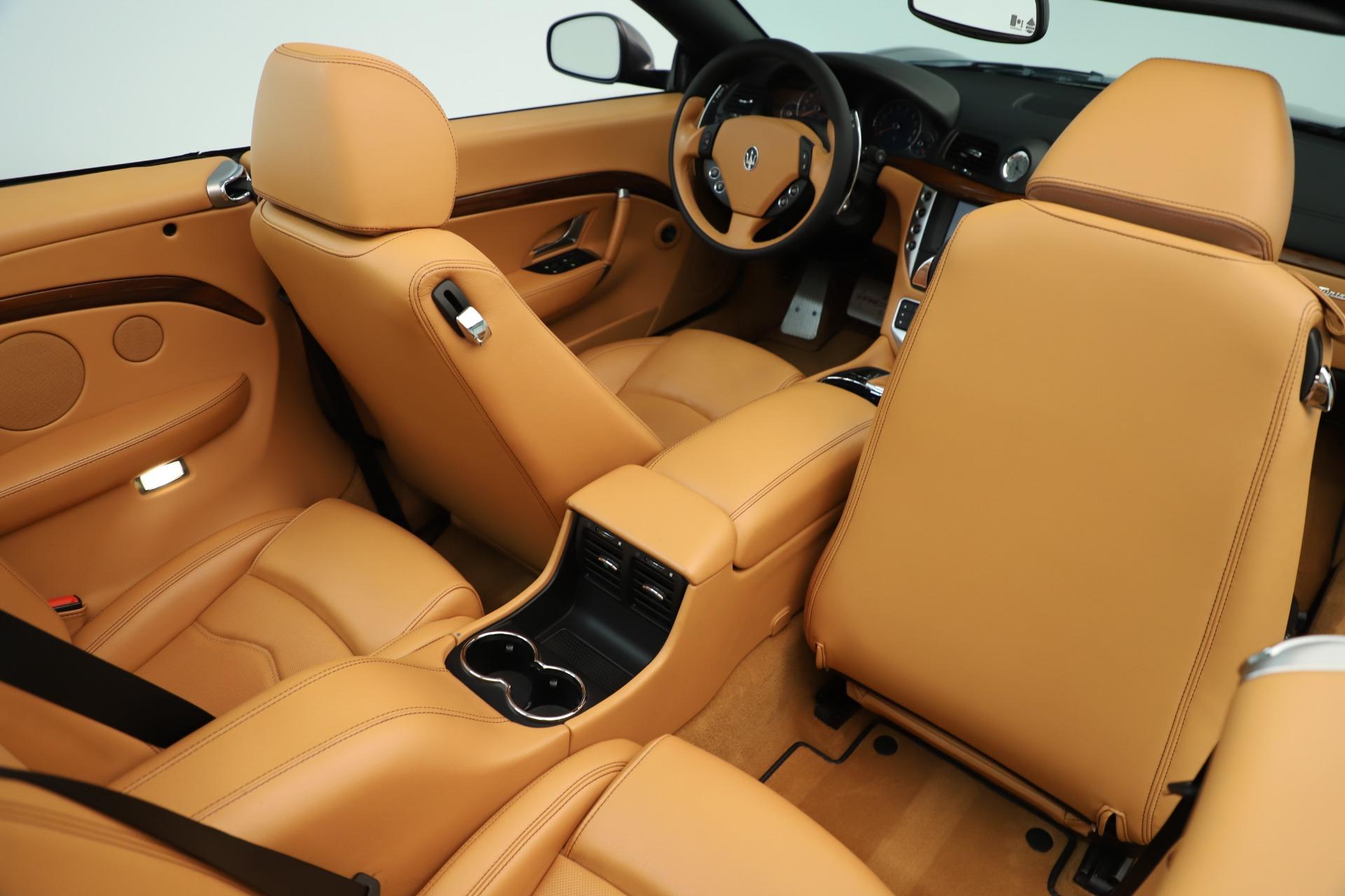 Used 2012 Maserati GranTurismo Sport For Sale In Greenwich, CT. Alfa Romeo of Greenwich, 7532A 3348_p30