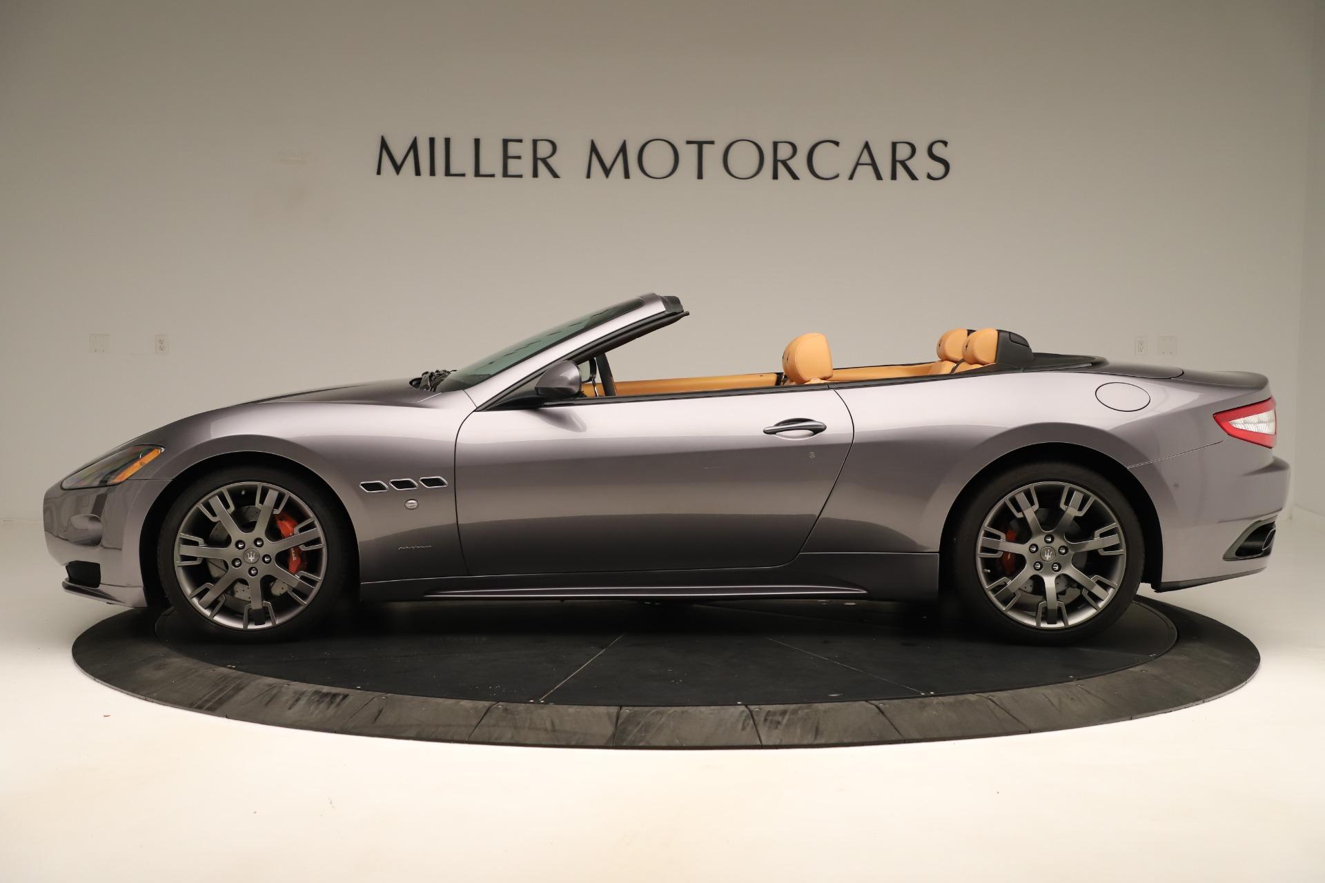 Used 2012 Maserati GranTurismo Sport For Sale In Greenwich, CT. Alfa Romeo of Greenwich, 7532A 3348_p3