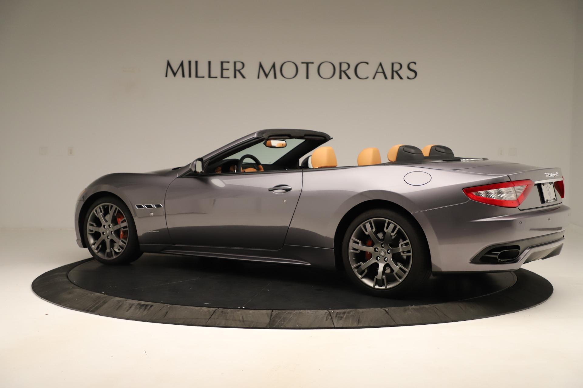 Used 2012 Maserati GranTurismo Sport For Sale In Greenwich, CT. Alfa Romeo of Greenwich, 7532A 3348_p4