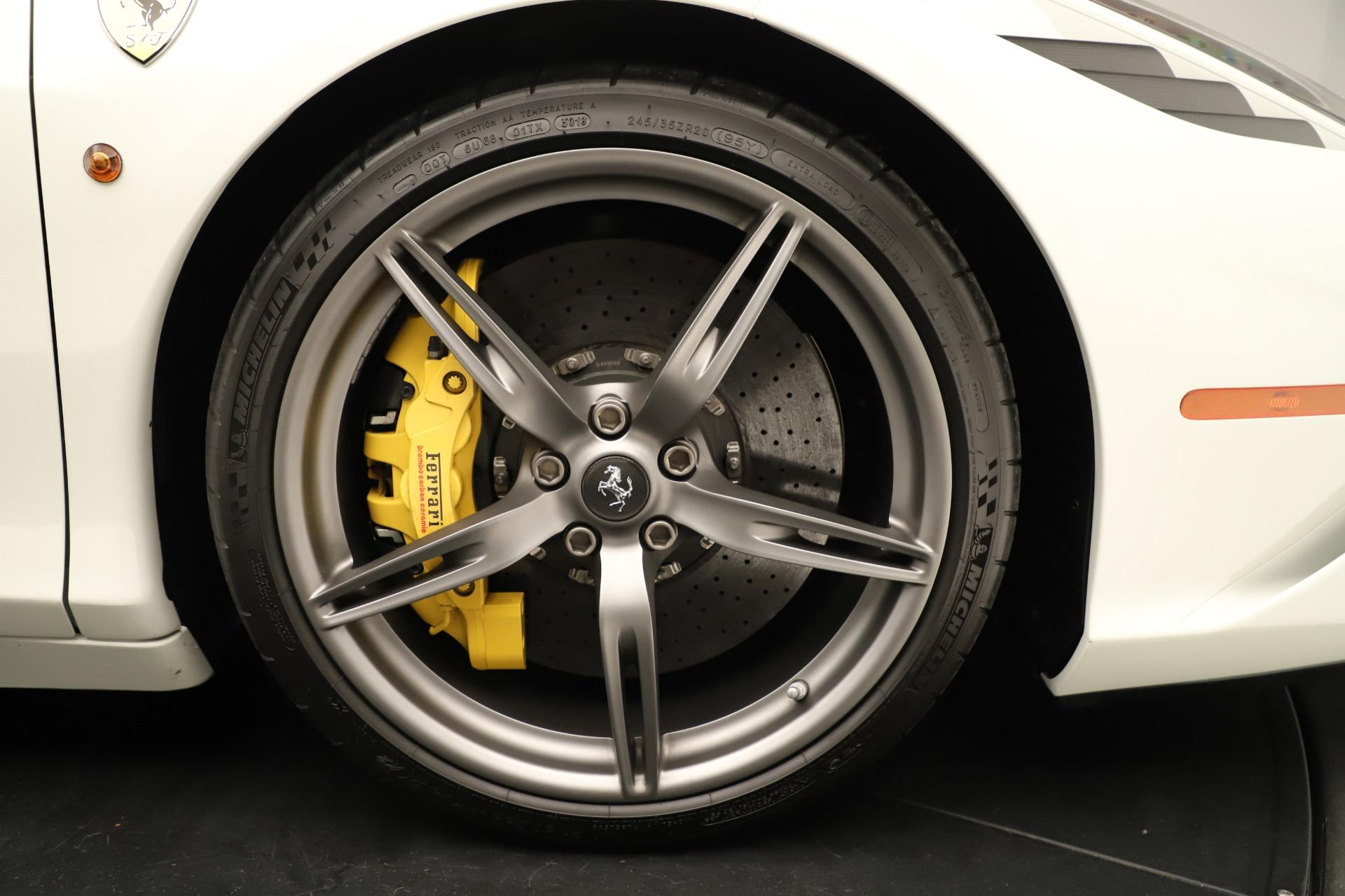 Used 2014 Ferrari 458 Speciale  For Sale In Greenwich, CT. Alfa Romeo of Greenwich, 4592 3349_p13