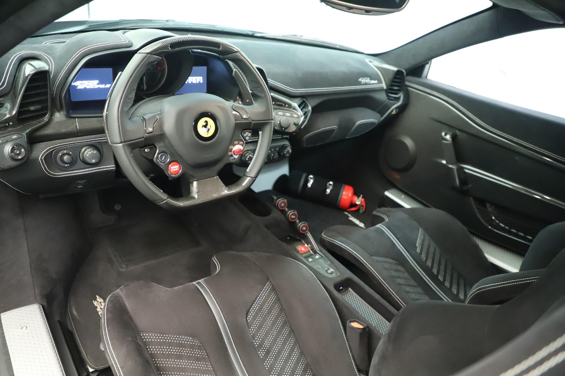 Used 2014 Ferrari 458 Speciale  For Sale In Greenwich, CT. Alfa Romeo of Greenwich, 4592 3349_p14
