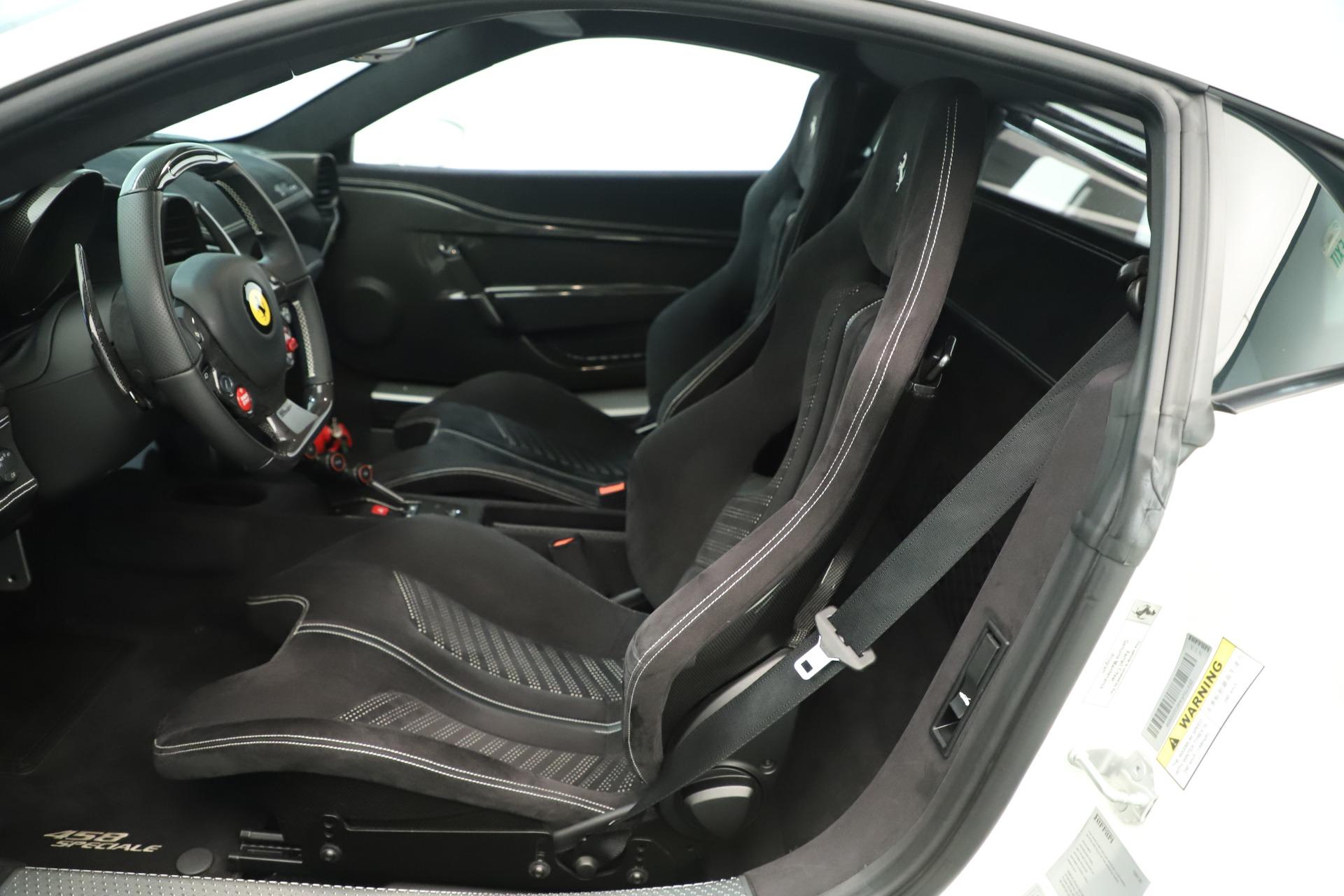 Used 2014 Ferrari 458 Speciale  For Sale In Greenwich, CT. Alfa Romeo of Greenwich, 4592 3349_p15