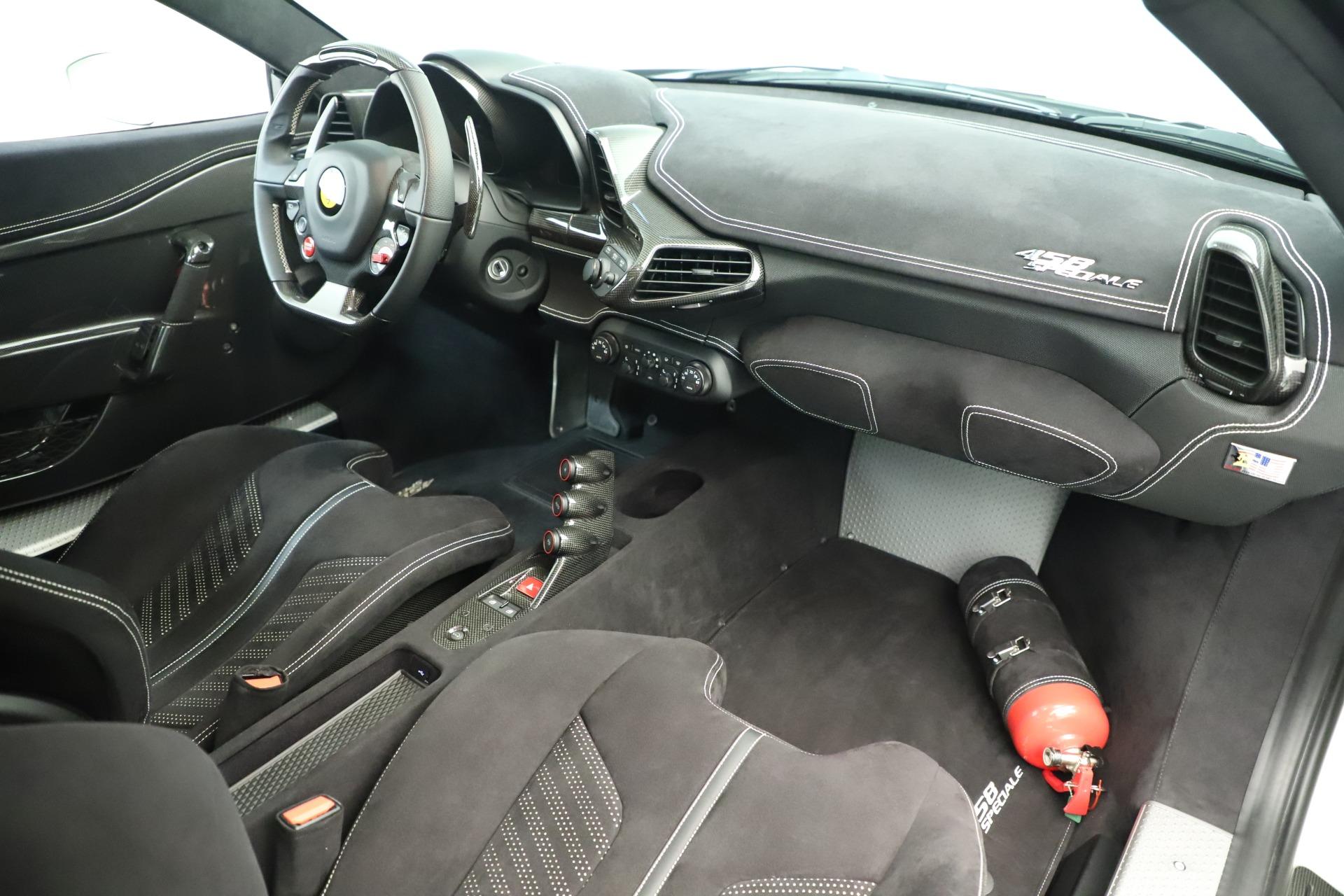 Used 2014 Ferrari 458 Speciale  For Sale In Greenwich, CT. Alfa Romeo of Greenwich, 4592 3349_p18