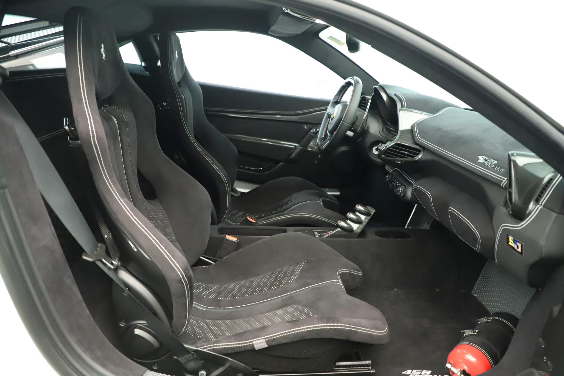 Used 2014 Ferrari 458 Speciale  For Sale In Greenwich, CT. Alfa Romeo of Greenwich, 4592 3349_p19