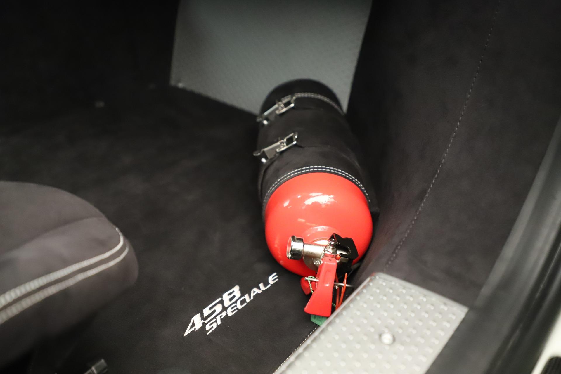 Used 2014 Ferrari 458 Speciale  For Sale In Greenwich, CT. Alfa Romeo of Greenwich, 4592 3349_p24