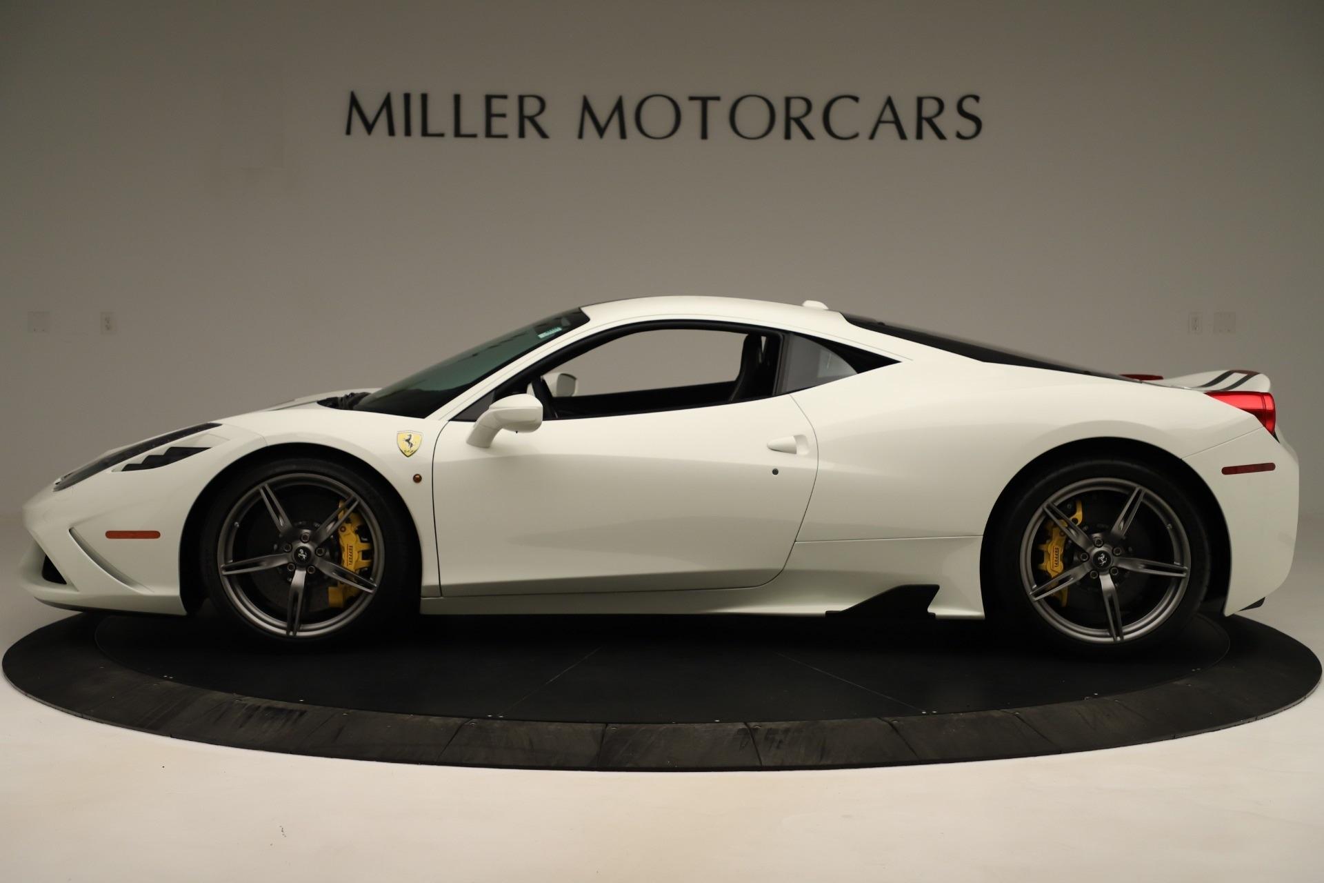 Used 2014 Ferrari 458 Speciale  For Sale In Greenwich, CT. Alfa Romeo of Greenwich, 4592 3349_p3