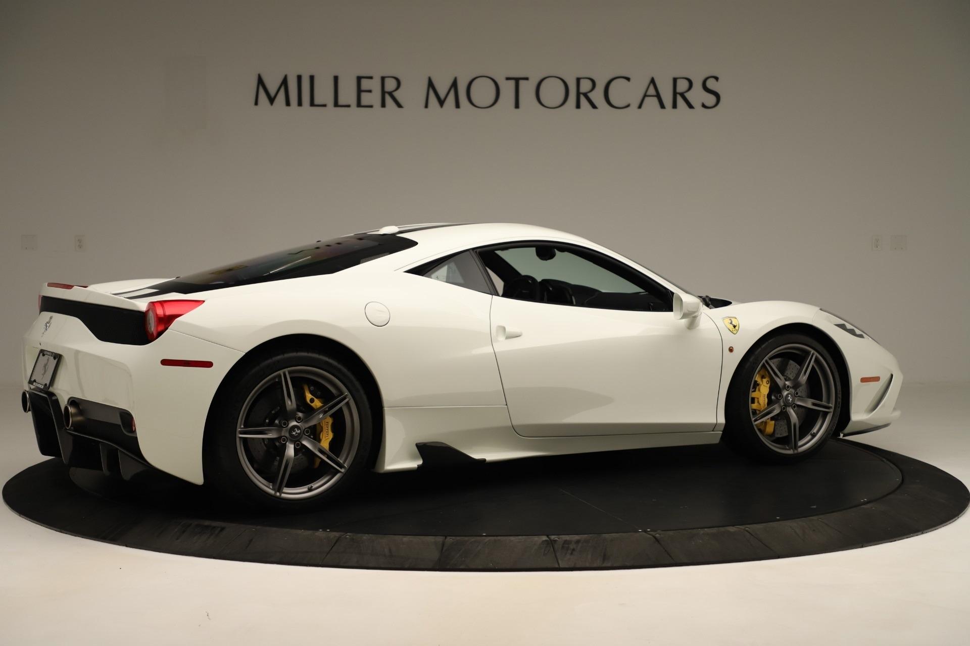 Used 2014 Ferrari 458 Speciale  For Sale In Greenwich, CT. Alfa Romeo of Greenwich, 4592 3349_p8
