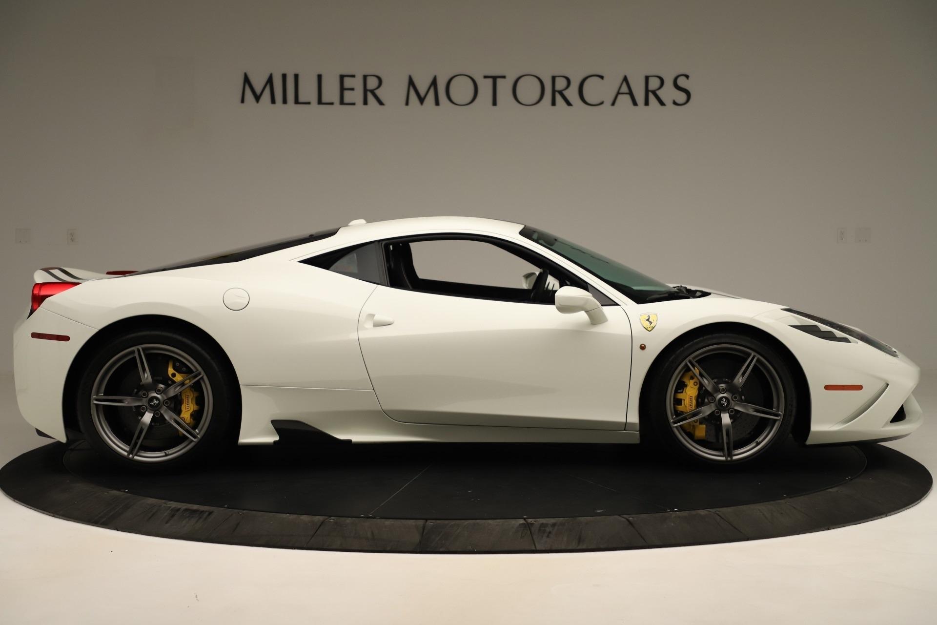 Used 2014 Ferrari 458 Speciale  For Sale In Greenwich, CT. Alfa Romeo of Greenwich, 4592 3349_p9