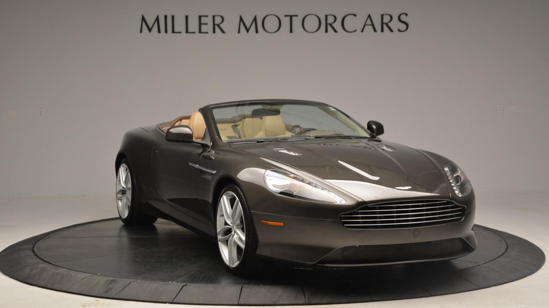 Used 2012 Aston Martin Virage Convertible For Sale In Greenwich, CT. Alfa Romeo of Greenwich, 7613 3351_p11