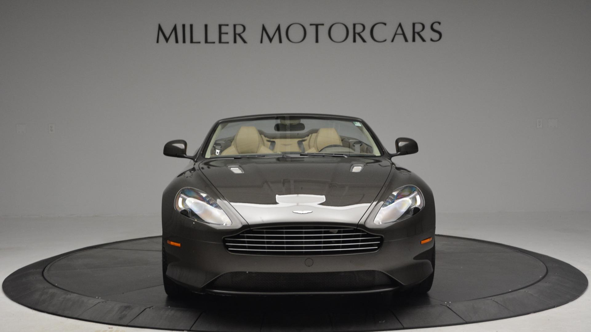 Used 2012 Aston Martin Virage Convertible For Sale In Greenwich, CT. Alfa Romeo of Greenwich, 7613 3351_p12
